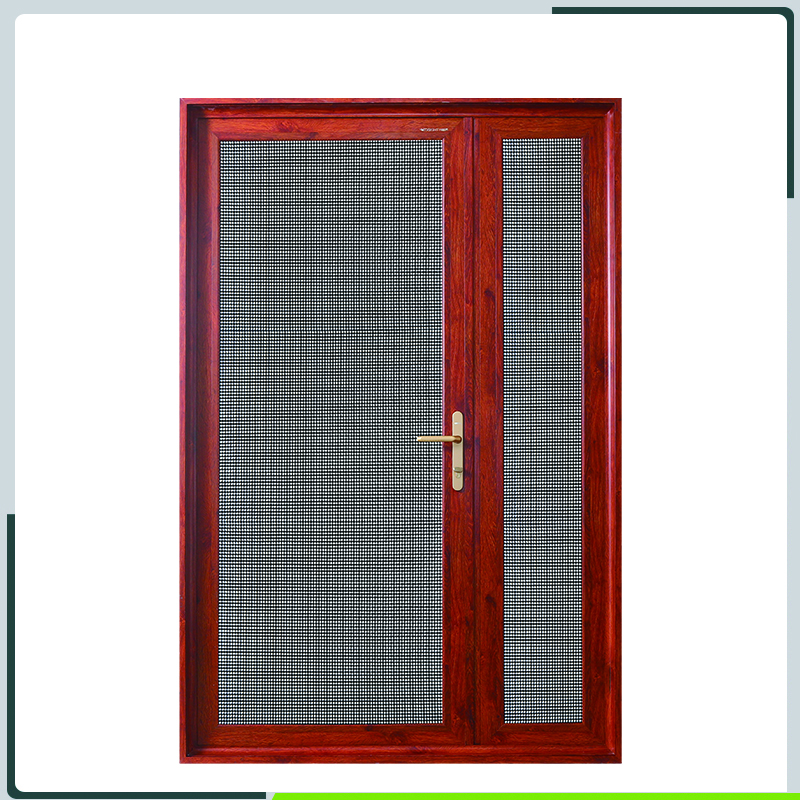 隐形窗纱子母纱门
