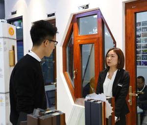 17年11月上海参展现场